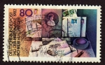 Stamps Germany -  Dia  del sello