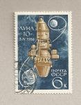 Stamps Russia -  Satélite espacial