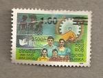 Stamps Asia - Sri Lanka -  Jana Saviya