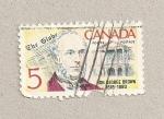 Stamps Canada -  Hon. Geoge Brown