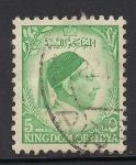 Stamps Africa - Libya -  Rey Idris de Libia (1889-1983)