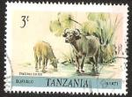 Sellos del Mundo : Africa : Tanzania : BUFFALO