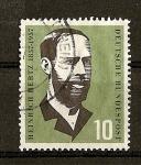 Sellos de Europa - Alemania -  DBP / Centenario del nacimiento de Heinriche Hertz.