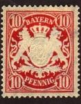 Sellos de Europa - Alemania -  Escudo