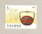 Stamps Asia - Taiwan -  Objetos ceremoniales