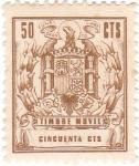 Sellos de Europa - España -  España. Timbre móvil