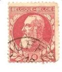 Sellos del Mundo : Europa : Bélgica : correo terrestre