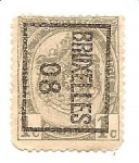 Sellos de Europa - Bélgica -  correo terrestre
