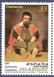 Sellos de Europa - España -  Edifil 3658 Aniv. nacimiento de Velázquez 35 NUEVO