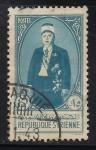 Stamps Asia - Syria -  Taj Eddin Hassani, Presidente de Siria.