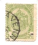 Stamps Belgium -  correo terrestre