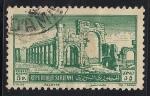 Stamps Asia - Syria -  Ruinas de Palmira.