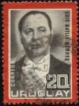 Stamps Uruguay -  Luis Batlle Berres. Periodista, político y Presidente de la República. 1897-1964