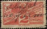 Sellos del Mundo : America : Uruguay : Timbre impuesto de 1926 y 1927.