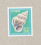 Sellos de Asia - Japón -  Concha