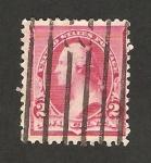Stamps America - United States -  george washington