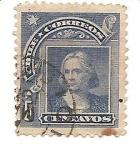 Stamps Chile -  correo terrestre