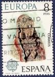 Stamps Spain -  Edifil 2178 Dama de Baza 8