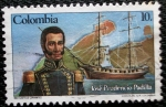 Sellos del Mundo : America : Colombia : Jose Prudencio Padilla
