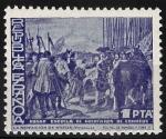 Stamps : Europe : Spain :  33 Beneficencia. La rendición de Breda