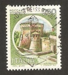 Stamps : Europe : Italy :  rocca de mondavio