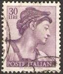 Stamps : Europe : Italy :  sibila de eritrea