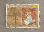 Sellos de Asia - Sri Lanka -  Navidad 2005