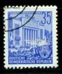 Sellos de Europa - Alemania -  Serie básica