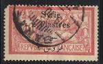 Stamps Asia - Syria -  Ocupación Francesa.