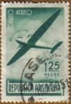 Stamps America - Argentina -  Aviacion