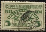 Stamps Uruguay -  31 de marzo de 1933 Golpe de estado del Presidente Terra.