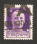 Stamps : Europe : Italy :  victor emmanuel III