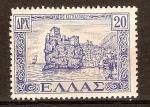 Sellos de Europa - Grecia -  CASTILLO   CASTELLORIZO