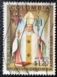 Stamps Colombia -  Visita de Paulo VI a Colombia