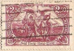 Stamps Europe - Germany -  DEUTSCHES REICH - SEID EINIG EINIG