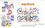 Stamps Spain -  Copa Mundial de Fútbol 1982