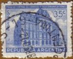 Stamps America - Argentina -  Buenos Aires Correos y Telegrafos