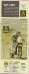 Stamps Argentina -  Dakar Argentina