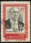 Sellos de America - Uruguay -  Tomás Berreta 1875-1947. Político y presidente de la República.