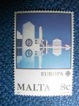 Stamps Europe - Malta -  Europa