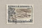 Sellos de America - Honduras -  Carrera del Sur