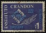 Stamps Uruguay -  100 años del instituto Crandon en Montevideo.