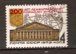 Stamps Russia -  ANIVERSARIO   DE   INSTITUTO