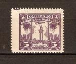 Sellos de America - Paraguay -  MONUMENTO   A   LOS   HÉROES