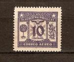 Stamps America - Paraguay -  ÁRBOL   DE   NARANJO   Y   YERBA   MATE