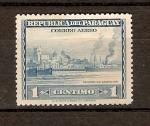 Sellos de America - Paraguay -  PUERTO   DE   ASUNCIÓN