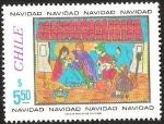Sellos de America - Chile -  NAVIDAD