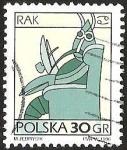 Sellos de Europa - Polonia -  RAK POLSKA