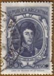 Stamps America - Argentina -  General JOSE DE SAN MARTIN
