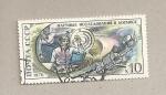 Stamps Russia -  Exploración espacial